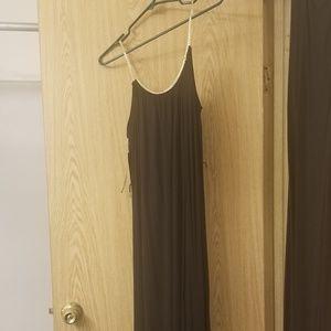 Dresses & Skirts - Long black dress never worn